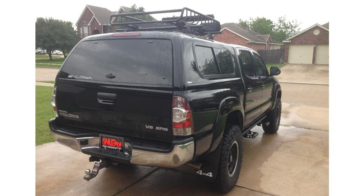 Toyota Tacoma Topper For Sale >> Toyota Truck Caps And Tonneau Covers Snugtop