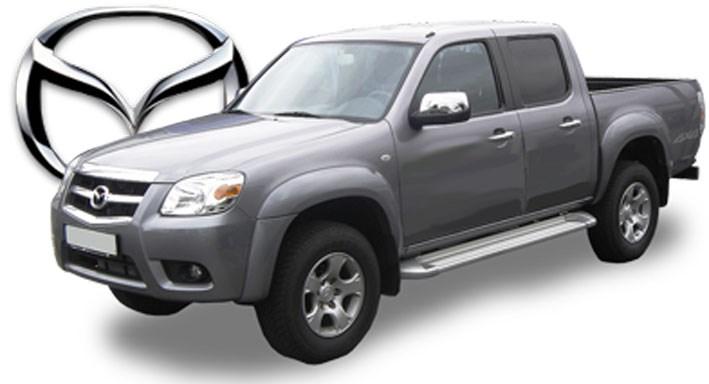 Mazda Truck Caps and Tonneau Covers | SNUGTOP