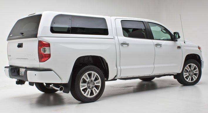 Toyota Tundra Bed Cover >> Toyota Truck Caps and Tonneau Covers | SNUGTOP