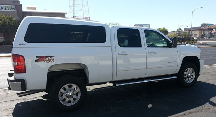 New Gmc Truck >> Chevy GMC Truck Caps and Tonneau Covers | SNUGTOP