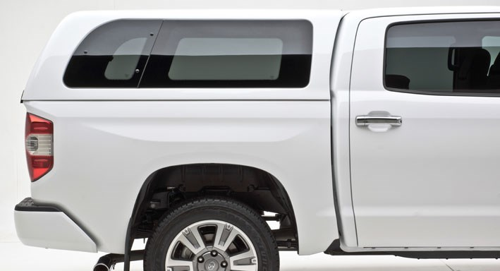 Toyota Truck Caps and Tonneau Covers | SNUGTOP