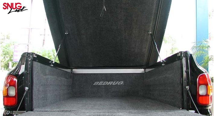Dings And Dents >> Truck Caps, Tonneau Covers, Camper Shells & Toppers | SNUGTOP