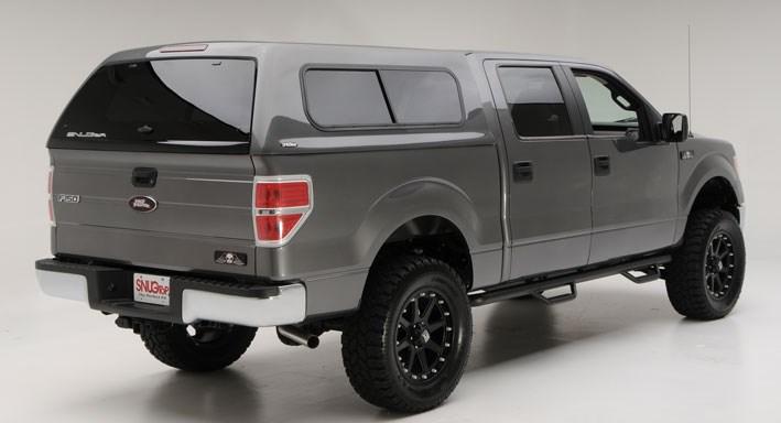 & Rebel - Truck Cap | SNUGTOP