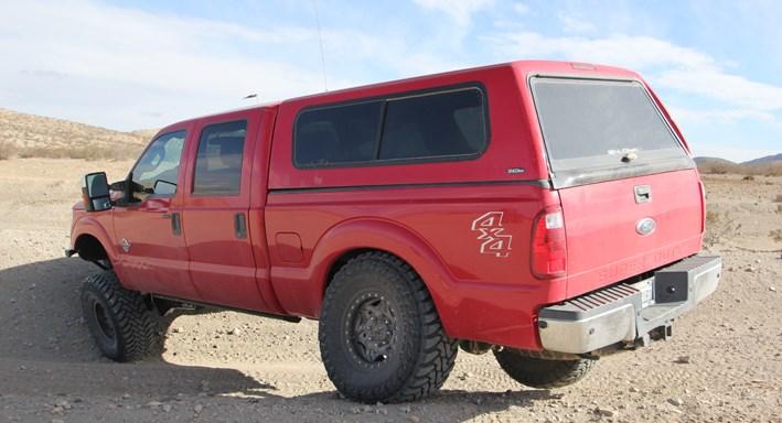 Cab-Hi - Truck Cap | SNUGTOP