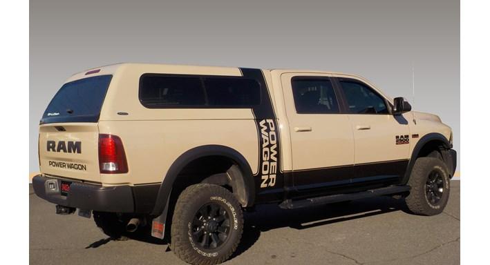 Rebel - Truck Cap | SNUGTOP