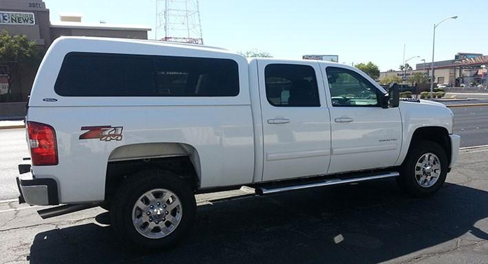 Chevy Avalanche Topper For Sale >> Sport Hi-Liner - Truck Cap | SNUGTOP
