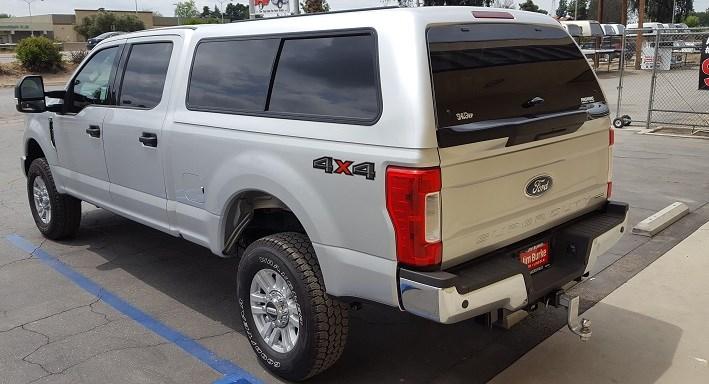 Xtra Vision - Truck Cap | SNUGTOP