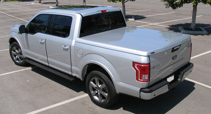 07 >> Toyota Truck Caps And Tonneau Covers Snugtop