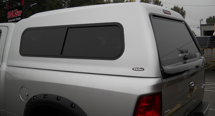 Nissan Truck Caps and Tonneau Covers | SNUGTOP