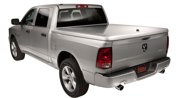 what are tonneau covers made of