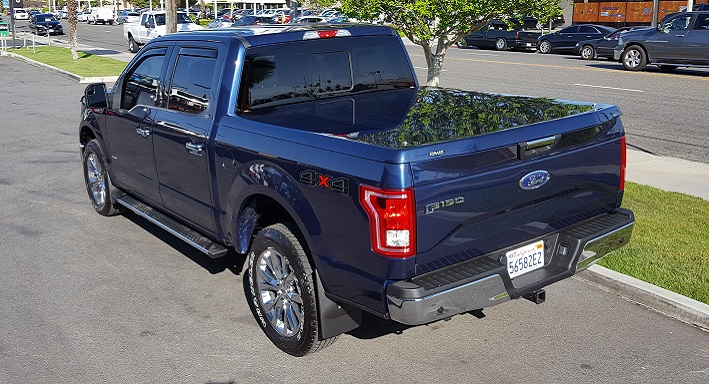 Ford Truck Caps And Tonneau Covers Snugtop