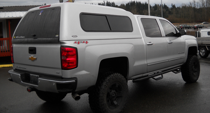 Chevy Gmc Truck Caps And Tonneau Covers Snugtop