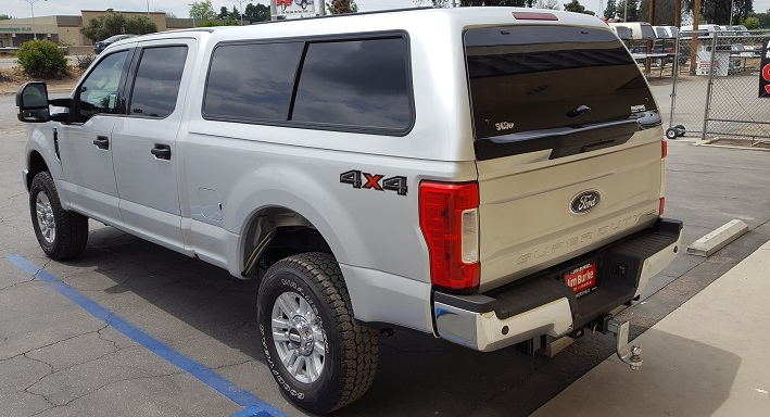 Ford Truck Caps and Tonneau Covers | SNUGTOP